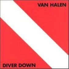 Van Halen Diver Down  - US LP Album