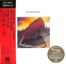 STING-THE SOUL CAGES-JAPAN MINI LP SHM-CD Ltd/Ed G00
