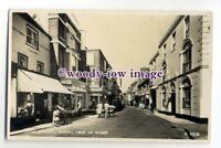 h1285 - Isle of Wight - Fountain Hotel , High Street , Cowes - postcard