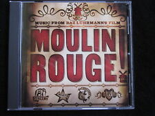 Moulin Rouge-Music from Carlo Luhrmann's film (CD) 20' CENTURY FOX FILM - 2004