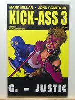 Kick Ass 3 #1 Variant Edition Mark Millar Icon Comics CB8300