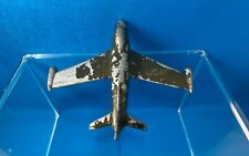 Vintage! -  Midgetoy Die-Cast Toy USAF Airplane - Rockford IL - Made in the USA!