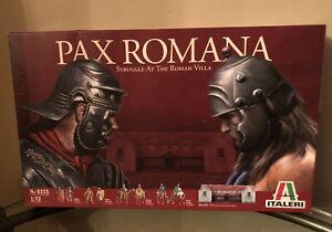 Italeri 6115 1/72 Historic Diorama Model Kit Pax Romana Battle Set(Roman&Celtic)