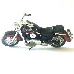 Kawasaki 1500 Classic Tourer. MAJORETTE 1:18 Motorcycle Diecast (M-017)