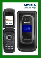 NOKIA 6085 - BLACK (UNLOCKED) CELLULAR FLIP CELL PHONE AT&T T-MOBILE