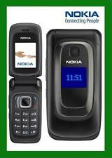 NOKIA 6085 - BLACK (UNLOCKED) CELLULAR FLIP CELL PHONE AT&T T-MOBILE