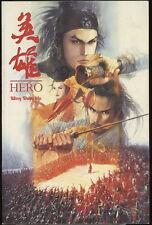 Hero:V 1 Wing Shing Ma, Zhang Yimou Graphic Novel Comic Book,Martial Arts Film
