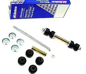 AC Delco Front Sway Bar Stabilizer Link Kit For Ford Suspension 1961-1992 NOS