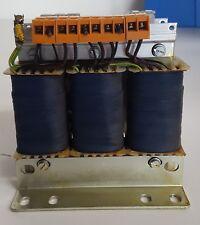 Transformator Block BV030784 K Trafo Gleichrichter Gleichstrom 380/399V 24V 15A