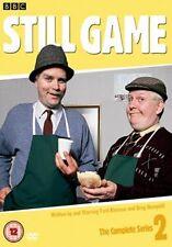 STILL GAME THE COMPLETE SERIES 2 - DVD - REGION 2 UK
