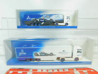 BO631-0,5# 2x Wiking H0/1:87 MAN Veltins-Racing-Truck: 2001 + 2002, NEUW+OVP