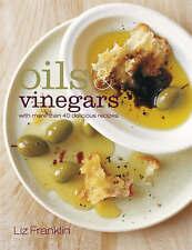 Very Good, Oils and Vinegars, Liz Franklin, Book