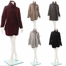 Women's No Pattern Wool Trench Coats, Macs Coats & Jackets