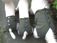 Hunde Hündin Schutzhöschen Läufigkeitshose WaschbareHygienehose Baumwolle KLKXDE