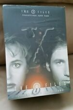 The X-Files collectable card game ccg New 12 Starter Deck Case