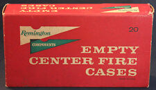 Original Vintage Remington 30-30 Winchester Unprimed Cases Empty Box