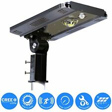 eLEDing Solar Power Smart CREE LED Street Light for Commercial Residential Parki