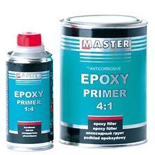 Inter troton m epoxy primer imprimación 4:1 anticorrosion epoxyd 1l incl. más duro