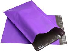 """10 Purple 19x24 Hot Poly Mailer Bags   Self Sealing Shipping Envelope   #8 19"""""""