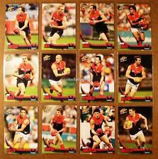 Mint 2009 AFL Select Champions Team Set Melbourne 12 Cards