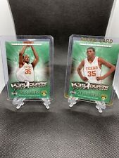 2 Card KEVIN DURANT 07-08 Upper Deck First Edition ROOKIE CARD LOT #KD1 And KD2