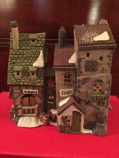 "New Listingdept 56 dickens village buildings, Oliver Twist, ""Fagin's Hideaway.�"