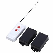 Long Range DC12V 2 CH Channel Wireless Remote Control Receiver & Transmitter