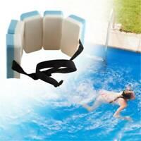 Safe Swimming Teaching Waist Belt Training Aid Kids Adults Float Board Foam Pool