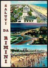 AD4741 Saluti da Rimini - Vedute - Cartolina postale - Postcard