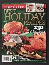 2011, Taste of Home, Best Holiday Recipes, 230 Christmas Classics