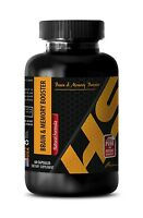 brain supplement - BRAIN & MEMORY BOOSTER COMPLEX - energy pills - 1 Bottle
