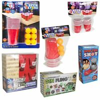 Adult Drinking Game - Over 18's - Christmas Gift - Choose Design