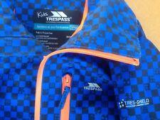 Kids Trespass Jacket Tres-Shield Waterproof & Windproof taped Seams