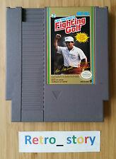 Nintendo NES Lee Trevino's Fighting Golf PAL