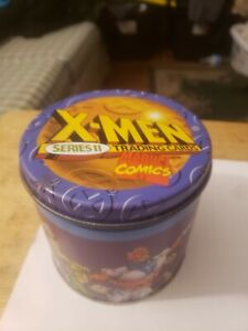 1993 X-Men Series II Complete Tin Set , Limited Edition By Marvel Comics/Skybox