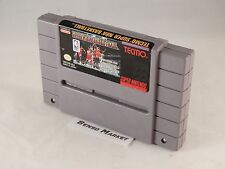 TECMO SUPER NBA BASKETBALL NINTENDO SNES NES 16 BIT NTSC USA AMERICANO ORIGINALE