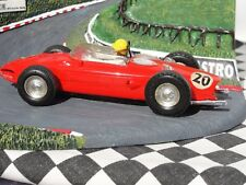 SCALEXTRIC 1960'S FERRARI SHARKNOSE  C62  RED #20  1.32  USED UNBOXED