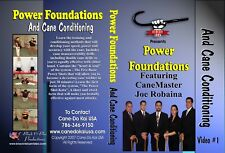 Power Foundations & Cane Conditioning Vol.1 Instructional DVD
