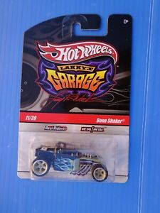Hot Wheels Bone Shaker Real Riders Tires Super Chase