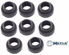 NEW Mercedes R107 W108 W109 W116 450SL 450SE Fuel Injector Seal Lower Set of 8