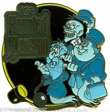 Disney Pin: WDW Spotlight Series - E-Ticket Attractions: Haunted Mansion (LE)