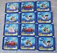 Lot Panini Carrefour Disney Monde Magique 12 pochettes total 48 images NEUVES