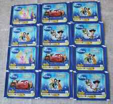 Lot Panini Carrefour Disney Monde Magique 12 pochettes total 48 images NEUVES