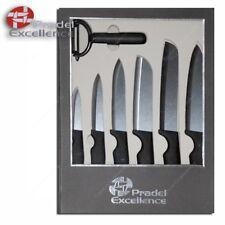 PRADEL - Coffret 6 Couteaux Céramique +1
