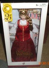Princess of Imperial Russia Barbie Dolls of the World DOTW 25th Anniversary NRFB