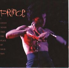 """PRINCE I Could Never Take The Place Of Your Man PICTURE SLEEVE 7"""" 45 record NEW"""