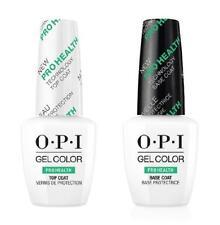 OPI Gelcolor Soak-off  - PRO HEALTH Top & Base Duo