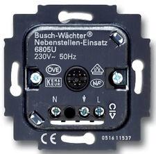 Busch-Jaeger 6805U Nebenstelle UP Geräteeinsätze