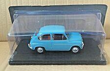 FIAT 600 D - 1961, 1/24 diecast with decals - SALVAT - NEW