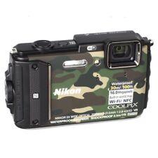 Nikon Coolpix AW130 GPS Waterproof Digital Camera